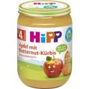 hipp bio apf/kürbis 190g Glas