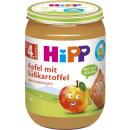 Großhandel Lebensmittel: hipp bio apf/süssk.190g Glas