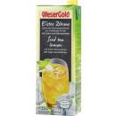 Großhandel Getränke: WeserGold eistee zitrone 1,5l pk