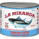 Großhandel Nahrungs- und Genussmittel: la mira. Thunfisch in aufguss ml Dose