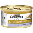 gourmet go.calb + vegetable 85g can
