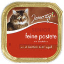 Every day cat senior pate100g bowl