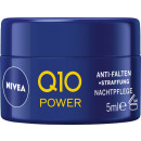 nivea q10 nightcre.5ml
