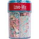 groothandel Woondecoratie: Dekoback lovemix strooier 4 90g blik