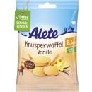 Großhandel Nahrungs- und Genussmittel: Alete knusperwaffel vani. 8m, 6g