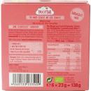 FruchtBar organikus rúdföld / zab 138g