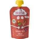 FruchtBar organic squeeze bag himb / ap / full 100