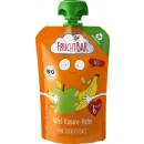 FruchtBar organic squeeze bag ap / ban / oats 100g