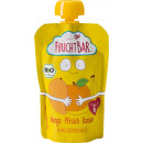 FruchtBar organic squeeze bag man / peach / ban /