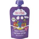 FruchtBar organic squeeze bag him / ban / oats 100