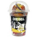 Fruchtgummi -cola-mix diesel 200g Becher
