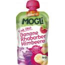 mogli organic drinking fruit raspberry. 100g