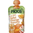 mogli biologisch drinkfruit oranje. 100g