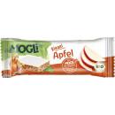 mogli organic apple bars 25g
