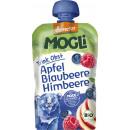 mogli organic drinking fruit blue. 100g