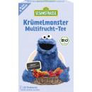 wholesale Other: Sesame Street organic multi-fruit tea 45g