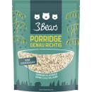 Großhandel Nahrungs- und Genussmittel: 3bears porridge klassik 400g 1 Beutel