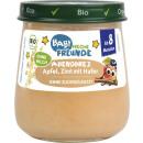 FunnyFrisch organic dinner bowl / oat 120g jar