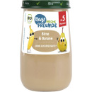 FunnyFrisch organic pear + banana 190g jar