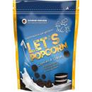 lets popcorn cookies + cream100g bag