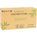 groothandel Verzorgingsartikelen: pandoo bamboe zakdoeken doos 100 stuks