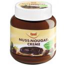 Großhandel Lebensmittel: dorati nuss-nougat-creme 400g Glas
