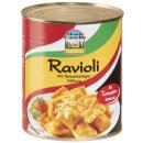 Großhandel Lebensmittel: Monte Castello ravioli Tomate sc. 800g Dose