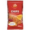 Großhandel Nahrungs- und Genussmittel: dorati paprika chips 200g Beutel