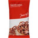 jt salted pretzels 250g bag