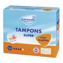grossiste Drogerie & cosmétiques: Larasoft Tampons Super 56er 22