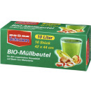 Selection bio müllbeutel folie 10l