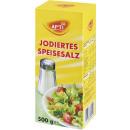 Großhandel Nahrungs- und Genussmittel:apti jodsalz 500g