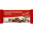 Mindennapi csokoládé vm + dió 100g rúd