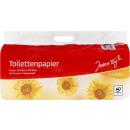 JedenTag Toilettenpapier 3-lagig 10x200bl