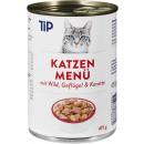 tip cat wild + gefl. + karo.415g can