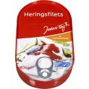 JedenTag Herings Filet in tomatencreme 200g Dose