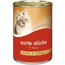wholesale Garden & DIY store: Everyday cat calf + poultry in sauce 415g can