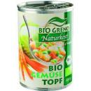 BioGreno organic casserole minestr.400g can