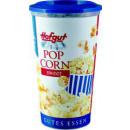Großhandel Süßigkeiten: Hofgut popcorn süss becher 50g Becher