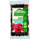 BioGreno organic cranberries 125g bag