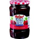 Großhandel Nahrungs- und Genussmittel: Hofgut rote bete scheiben 370ml Glas