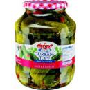 Großhandel Nahrungs- und Genussmittel: Hofgut gurkentopf ml Glas