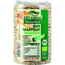 Großhandel Nahrungs- und Genussmittel: BioGreno bio roggenwaffel 100g Beutel