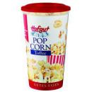 Großhandel Süßigkeiten: Hofgut popcorn toffee becher 100g Becher