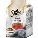 sheba Fresh & Fine hearty komp.6x50g bag
