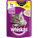 wholesale Garden & DIY store: Whiskas 1 + creamy soups chicken 85g