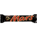 Mars 2 pack (king size) 70g bar