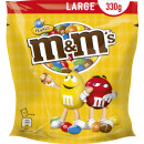 m + m peanut 330g bag