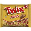 wholesale Food & Beverage:twix minis 275g bag