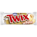wholesale Food & Beverage: twix white double bar 46g bar